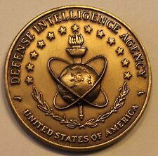 Defense Intelligence Agency Challenge Coin