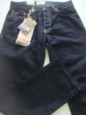 § Mode rock biker's Jeans homme bleu taille 40 MUSTANG Oregon regular fit 31/32