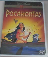 R1 DVD Disney's Pocahontas [DVD] [1995] [Region 1] [US Import] [NTSC] Gold Coll