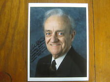 ROLAND HEMOND (Chicago White Sox/Orioles General Mgr.) Glossy Color 8 X 11 Photo