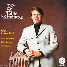 GLEN CAMPBELL Try A Little Kindness  /  Mono EP