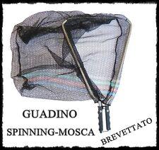 guadino chiudibile a pinza pesca fly fishing spinning mosca torrente lago trota