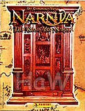 PANINI  -  LEERALBUM   - NARNIA  -  2005 kompletter loser Satz