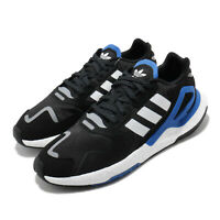 adidas Originals Day Jogger BOOST Black White Blue Men Casual Lifestyle FW4041