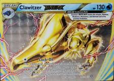 Clawitzer BREAK Ultra Rare NM Steam Siege 35/114 Pokemon TCG