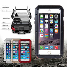 Silicone/Gel/Rubber Metallic Waterproof Mobile Phone Cases, Covers & Skins for iPhone 6s