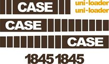 Case 1845 replacement decals sticker / Decal kit MID