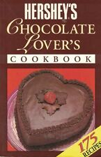 Hershey's CHOCOLATE LOVER'S COOKBOOK 175 Recipes 1993 Paperback