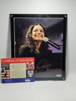 Norah Jones   SIGNED Rare  8x10 PHOTO Autographed  COA