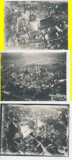 Bautzen Luftaufnahme Ortsansicht  original  fotografie  ww1 1916 Sachsen (114