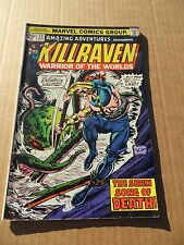 Amazing Adventures 33 . killraven -   Marvel 1976 -   FN +