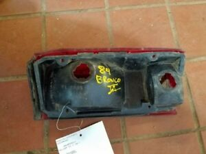 DRIVER LEFT TAIL LIGHT FITS 84-90 BRONCO II 308274