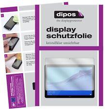 2x Huawei MediaPad T5 Film de protection D'écran Protecteur clair dipos