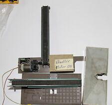 Vollmer Spur H0 4600 zwei Förderbänder 1 x mit Motor + Gebrauchsanweisung