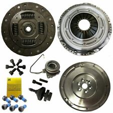FLYWHEEL, CLUTCH KIT, BOLTS, ALIGN TOOL AND CSC FOR VAUXHALL ZAFIRA 1.9 CDTI