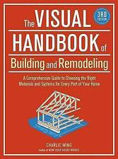 USED (GD) The Visual Handbook of Building and Remodeling, 3rd Edition by Charlie