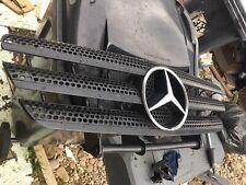 Mercedes Ml W163 Grille For Bonnet