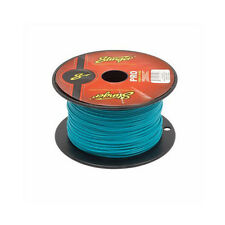 50 Foot Cut of Stinger Pro Series 18 Gauge Green Remote Turn On Primary Wire