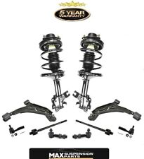 Complete Struts & Control Arms Tie Rods Links for Nissan Altima 2000-2001