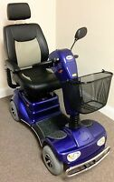 Updated Pioneer 4 Scooter, Merits ,400 lb Cap,HD Power Mobility Electric Medical
