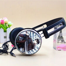 Anime Attack On Titan Alan Earphone Stereo Bass Headband Headphone MP3 PC Phone