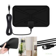 Digital TV Amplified Antenna HDTV 1080P 25Miles Range TVFox Style VHF UHF DVB