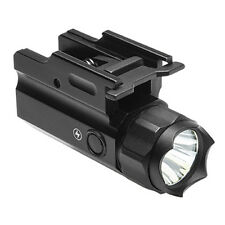 NcStar 150 Lumen LED Tactical Strobe Flashlight Fits Glock 17 19 21 22 23 32 38