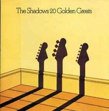 The Shadows - 20 Golden Greats [CD]