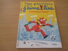 mes premiers j'aime lire n° 73 septembre 2008 a toi de jouer gutuk!