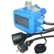 Pumpensteuerung Kabel Stecker Druckschalter f. Hauswasserwerk C50 Pumpenschalter