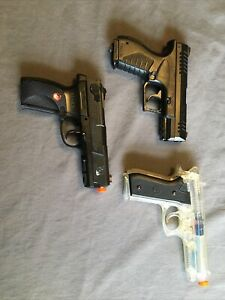 Umarex XBG  Ruger P345 BB PISTOL CO2 Powered Hunting .177 Caliber BB Gun Lot
