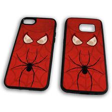 Spiderman Comics Marvel Universe Héroes Peter Parker TPU Funda Protectora De Teléfono
