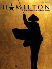 Hal Leonard Hamilton - Vocal Selections Music Musical