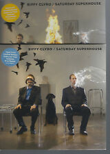 "BIFFY CLYRO ""Saturday Superhouse"" 2 x 7"" numbered colored Vinyl Single Set"