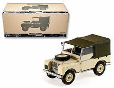 MINICHAMPS 1:18 - LIMITED EDITION 1948 LAND ROVER Diecast Car 1 OF 504 PIECES