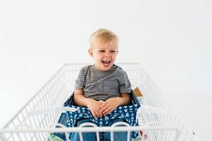 Buggy Bench Shopping Cart Seat -Fits All Carts - Holds up to 40 lbs.