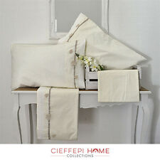 COMPLETO LENZUOLA MATRIMONIALE GAIA - CIEFFEPI HOME COLLECTIONS
