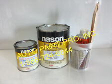 Dupont/Nason Fleet White Ful-Cryl II acrylic enamel restoration auto body paint