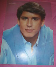 Claud Mann very young teen Celebrity chef rare vintage clipping pin up