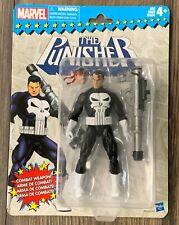 Marvel Legends Vintage Series 1 The Punisher Action Figure