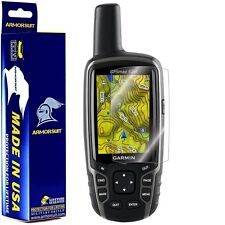 ArmorSuit MilitaryShield - Garmin GPSMAP 62 (s/st/sc/stc) GPS Screen Protector!!
