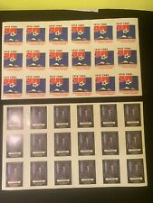 Armenian 36 Stamp Sheet 1985 70th Anniversary OF 1915 ARMENIAN GENOCIDE