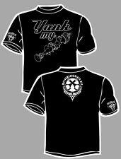 XXXL-Motorhead Yank my Crank T-shirt- Black