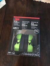 3M HI-VIX Earmuffs Ear Protection
