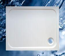 Duschbecken 900x750 mm bzw. 750x900 mm flach / Duschwanne 90x75 cm bzw. 75x90 cm
