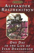 Day in the Life of Ivan Denisovich by Alexander Solzhenitsyn (1998, Paperback)
