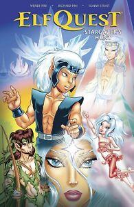 ELFQUEST: STARGAZERS HUNT GRAPHIC NOVEL Dark Horse Comics Collects #1-4 TPB