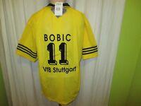 VfB Stuttgart Adidas Ausweich Spieler Trikot 1995/96 + Nr.11 Bobic Gr.XL Neu