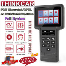 Full System for GM OBD2 Scanner Car Diagnostic SRS ABS DPF EPB Oil SAS Scan Tool