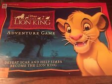 The Lion King Adventure 3D Board Game